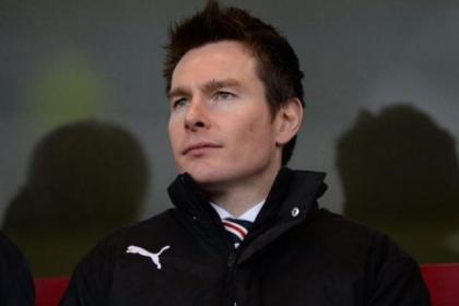 Brian Stockbridge left Rangers last January