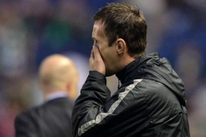 Celtic boss Ronny Deila has to lift his players ... even if they have been granted a Champions League reprieve