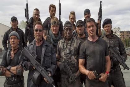 The Expendables 3 certainly isn't short of stars