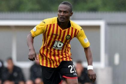 Abdul Osman is one of three new Thistle signings this summer but there may be more to come