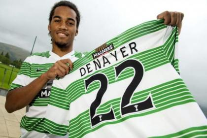 Ronny Deila welcomes Manchester City starlet Jason Denayer, who has joined Celtic on a season-long loan deal