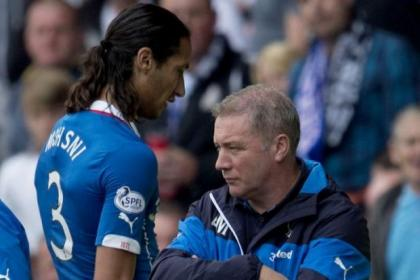 Bilel Mohsni is suspension-free ahead of Friday's match against Falkirk