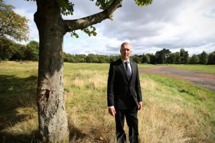 Councillor Feargal Dalton does not want plans to go against the community's wishes       Picture: Colin Templeton