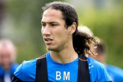 Bilel Mohsni is free to feature in Falkirk