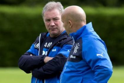 Rangers boss Ally McCoist and his assistant Kenny McDowall are hoping for movement in the transfer window, perhaps both ways