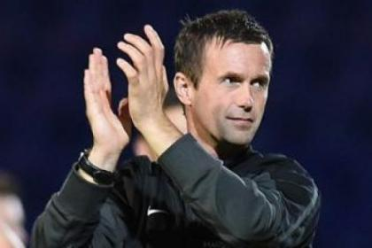 Ronny Deila is pushing ahead with plans for Slovenia