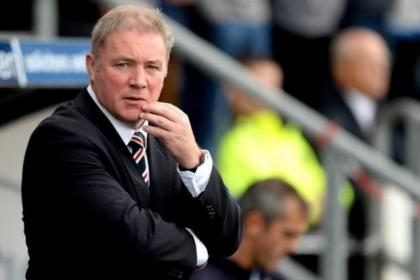 Ally McCoist wants to win cup