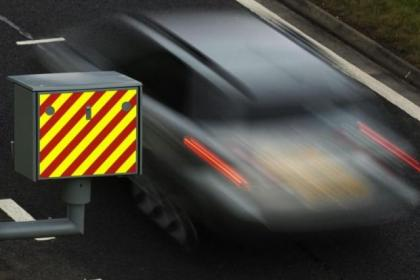 The total number of drivers fined has halved from the previous year