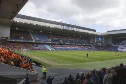 Queen of the South will only receive 1000 tickets for their visit to Ibrox on August 30
