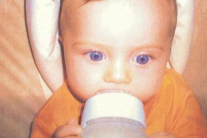 Declan Hainey was found dead in his cot in March 2010