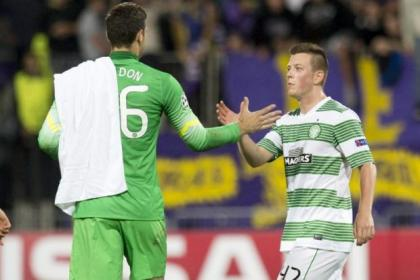 Callum McGregor and Craig Gordon were happy Bhoys after 1-1 draw against Maribor