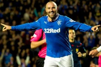 Kris Boyd scored a well-taken hat-trick in Rangers' 8-1 victory against Clyde in midweek