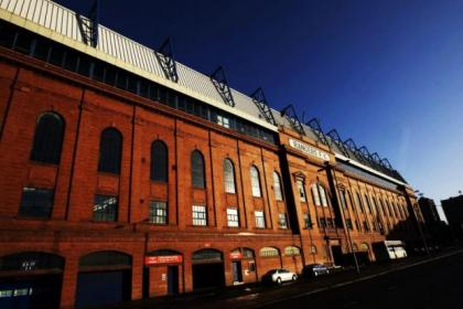 Ibrox being renamed would get the thumbs down from legend Derek Johnstone