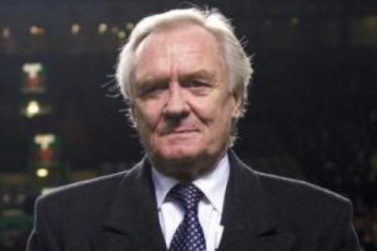Celtic legend Davie Hay