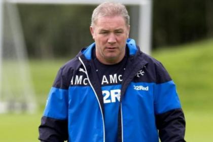 Ally McCoist vowed Rangers will show respect to lowly Dumbarton