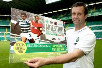 Ronny Deila is set to shuffle his pack