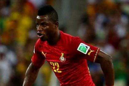 Wakaso Mubarak is waiting for a work permit to complete his loan move to Celtic