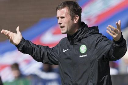 Celtic boss Ronny Deila had a warning for his players ahead of tomorrow's match with NK Maribor