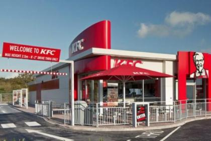 A new KFC restaurant will be built in Motherwell, helping to create 50 jobs in the area