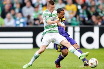 Callum McGregor was unlucky not to score
