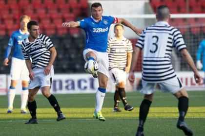 Lee McCulloch has scored in all senior competitions
