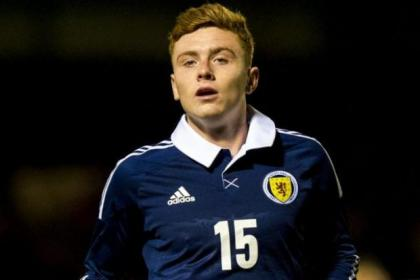 Lewis Macleod has been called up to the Scotland Under-21 squad after some good performances for Rangers this season