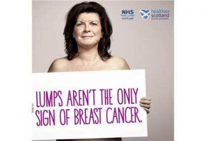 Elaine C Smith backed the campaign