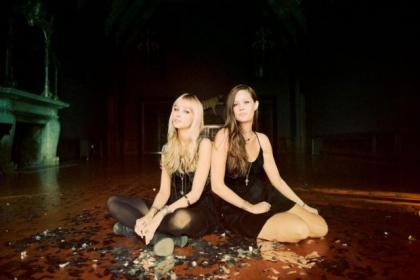 Sisters Alllison and Catherine are back with their latest album