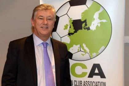 Peter Lawwell said he is honoured to land top Euro role