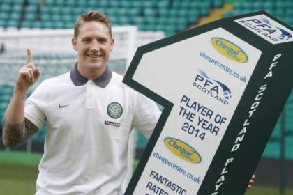 Kris Commons is happy to be the No.1