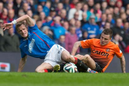 Dean Shiels and  Paul Paton