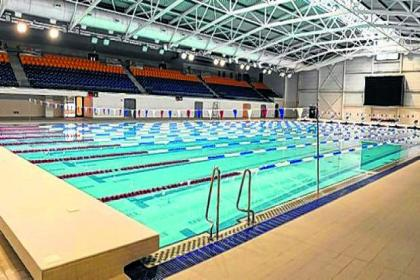 Glasgow 39 S Tollcross Pool Reopens After 14m Upgrade Evening Times