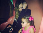 Say What? Mariah Carey hangs with daughter Monroe